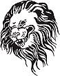 Löwe-Kopf