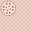 ID 3001321 | Blumiges nahtloses Muster | Stock Vektorgrafik | CLIPARTO
