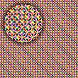 ID 3001329 | Geometrycznych bez szwu szczegółowy wzór | Klipart wektorowy | KLIPARTO