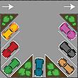 Parking dla samochodów | Stock Vector Graphics