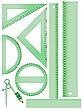 ID 3001395 | Schule Messaufbau | Stock Vektorgrafik | CLIPARTO