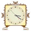 ID 3001545 | 사각 시계 | 벡터 클립 아트 | CLIPARTO