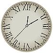 Runde Uhr | Stock Vektrografik