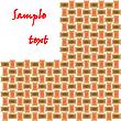 ID 3002541 | Gespinst-Muster | Stock Vektorgrafik | CLIPARTO