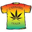 Emd von Cannabis-Händlers