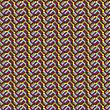 farbige Tarnung-Textur