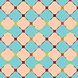 Quadratisches Muster