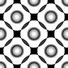 Nahtloses Design mit Kreise | Stock Vektrografik