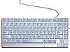 silbere Tastatur