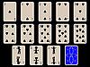 ID 3004236 | Dzieci karty do gry - piki | Klipart wektorowy | KLIPARTO