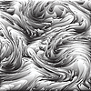 Абстрактные волнистые линии | Векторный клипарт