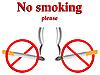 Rauchverbot Zeichen