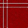 rote Keramikfliesen