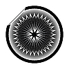 ID 3005296 | Płatek śniegu naklejki | Stockowa ilustracja wysokiej rozdzielczości | KLIPARTO