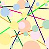 ID 3005466 | Streifen und Blasen | Stock Vektorgrafik | CLIPARTO