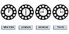 Zeitzone und Uhren