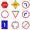 ID 3005652 | Verkehrszeichen | Stock Vektorgrafik | CLIPARTO