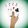 Poker-Spielkarten