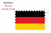 Deutschland-Briefmarkenentwurf