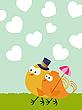 ID 3001912 | Valentinstagkarte | Stock Vektorgrafik | CLIPARTO