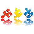 ID 3001931 | Puzzle | Klipart wektorowy | KLIPARTO