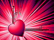 ID 3001935 | 抽象的情人节卡 | 向量插图 | CLIPARTO