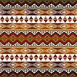 ID 3001943 | 아프리카 패턴 | 벡터 클립 아트 | CLIPARTO