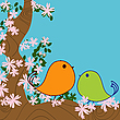 Liebe Vögel