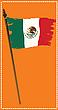 Mexikos Flagge
