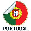 ID 3002295 | Sticker Portugalia | Klipart wektorowy | KLIPARTO