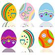 ID 3002405 | Easter eggs | Stockowa ilustracja wysokiej rozdzielczości | KLIPARTO