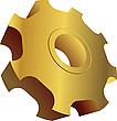 ID 3002450 | Zahnrad-Icon | Illustration mit hoher Auflösung | CLIPARTO