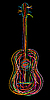 ID 3010721 | Akustische Gitarre | Stock Vektorgrafik | CLIPARTO