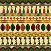 Afrikanisches Muster