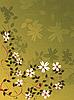 ID 3017967 | Karta kwiatu | Stockowa ilustracja wysokiej rozdzielczości | KLIPARTO