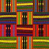 nahtloses afrikanisches Design