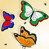 ID 3018290 | 나비 | 벡터 클립 아트 | CLIPARTO
