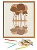 ID 3018316 | Painting and tools | Stockowa ilustracja wysokiej rozdzielczości | KLIPARTO