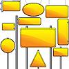 ID 3025231 | Указатели и рекламные вывески | Векторный клипарт | CLIPARTO