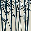 Bäume-Silhouetten
