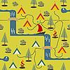 Camping-Karte