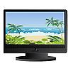 Strand-Panorama auf LCD-Monitor