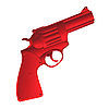 Roter Revolver