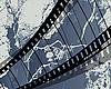 Film auf dem Grunge-Hintergrund