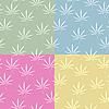 Hintergrund mit Cannabis