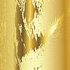 goldene Grunge-Textur
