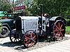 ID 3012187 | Stare niebieski ciągnik | Foto stockowe wysokiej rozdzielczości | KLIPARTO