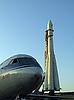 ID 3012229 | Flugzeug und Weltraumrakete | Foto mit hoher Auflösung | CLIPARTO