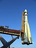 ID 3012231 | 받침대에 로켓 | 높은 해상도 사진 | CLIPARTO