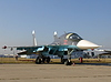 ID 3369316 | Düsenjäger Su-34 | Foto mit hoher Auflösung | CLIPARTO